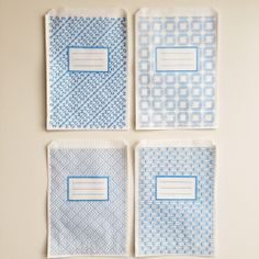security pattern paper bags (8)