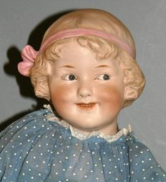 Gebruder Heubach doll