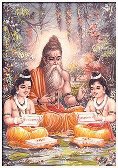மணிராஜ்: இதயம் இனிக்கும் இராமாயண மாதம்
