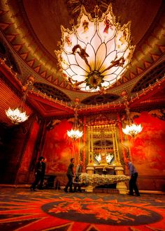 The Royal Pavilion is a former royal residence located in Brighton, England, United Kingdom. It was built in three stages, begi...