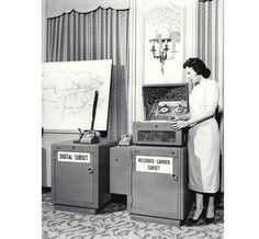 Así era el primer modem… hace 60 años | Clipset