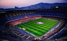 Стадион Камп Ноу (Camp Nou)