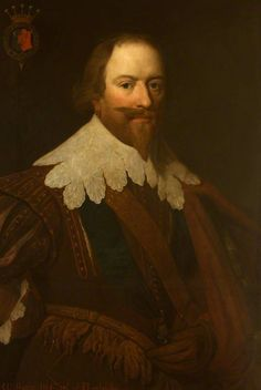 William Herbert, 3rd Earl of Pembroke, KG, PC (8 April 1580 – 10 April 1630) was the son of Henry Herbert, 2nd Earl of Pembroke and his third wife Mary Sidney. Chancellor of the University of Oxford, he founded Pembroke College, Oxford with King James. In 1623, the First Folio of William Shakespeare's plays was dedicated to him, together with his brother, Philip Herbert, 1st Earl of Montgomery.