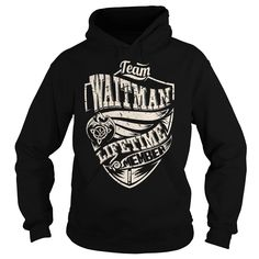 Team WAITMAN Lifetime Member (Dragon) - Last Name, Surname T-Shirt