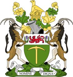 Coat of arms of Rhodesia