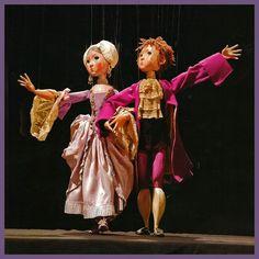 Испанский кукольник Франциско Пералья - Все интересное в искусстве и не только.