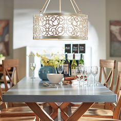 Found it at Wayfair - Gardner Dining Table