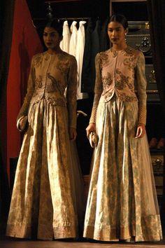 Sabyasachi Mukherjee at India Couture Week 2014