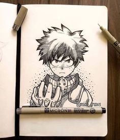 15 Cool Anime Character Drawing Ideas - Beautiful Dawn Designs