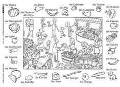 In der Stadt | Illustratoren für Flüchtlinge