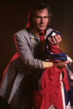 Patrick Swayze from North and South