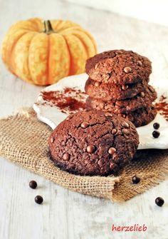 Claudia S, Biscuit Cookies, Pastry Recipes, Bakery, Deserts, Pumpkin, Sweets, Snacks, Vegan
