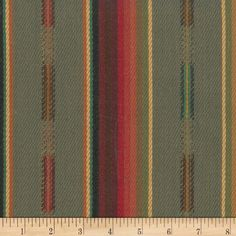 Designed by Laura & Kiran, this beautifully yarn dyed and hand woven fabric features a lovely textured hand and saturated hues that will transport you to the Mayan ruins of Chichen Itza. This heavyweight fabric is perfect for upholstery projects, toss pillows, and more! Colors include shades of brown, orange, red, pink, kelly green, and pink.
