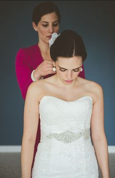 Vermont Wedding Makeup