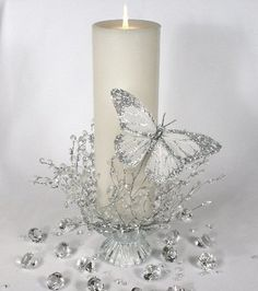 would be a nice candle holder for burning candles for a special person that i burn them for kind of often... must get