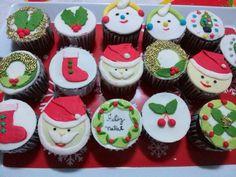 Meus cup cakes