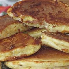 French Toast Pancakes Recipe