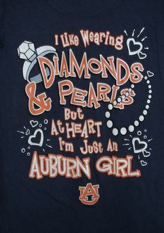War Eagle--I need this shirt.