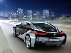 BMW i8 Car Series 3D Wallpapers | 3D Wallpaper Box