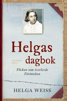 Helgas dagbok av Helga Weiss. Från Historiska Media.