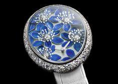 'Melody in blue' by Van 't Hoff Art Watch, Jewelry Watches, Van, Brooch, Blue, Women, Women's, Brooches, Woman
