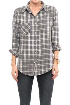 Annie Bing Check Shirt