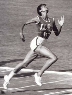 Wilma Rudolph suffered from polio and infantile paralysis as a child. She became an athlete and competed in the 1956 Summer Olympics and went on to win three gold medals in the Summer Olympics of 1960. At the time, she was considered to be the fastest woman in the world.