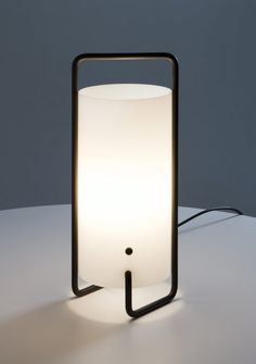 ASA Table Lamp Black