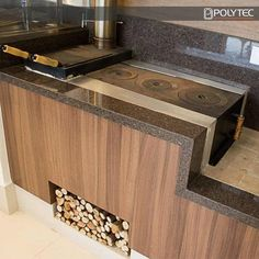 21 Modern Cooking Area Suggestions Every Home Cook Requirements to See Kitchen Marble Top, Wood Fired Oven, Rocket Stoves, Modern Kitchen Design, Bbq Grill, Interior Design Living Room, Kitchen Decor, Sweet Home, House Design