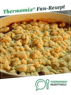 Apple Crumble by A Thermomix recipe from the Desserts category on www.de, the Thermomix Community. Apple Crumble by A Thermomix recipe from the Desserts category on www.de, the Thermomix Community. Easy Baking Recipes, Easy Appetizer Recipes, Vegetarian Recipes Easy, Apple Recipes, Crockpot Recipes, Dinner Recipes, Healthy Recipes, Easy Meals For Kids, Kids Meals
