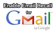 Enable an Email Recall Option in Gmail to Undo Sent Emails