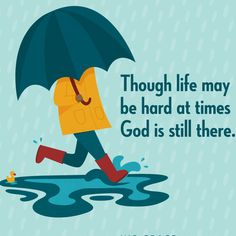 God Is Still There for You