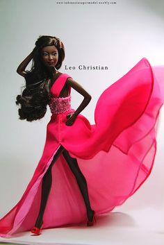 Barbie Go Red for Woman AA in Riny's Fashion Doll Collection