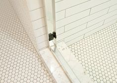 Modern Bathroom Detail - modern - bathroom - louisville - Rock Paper Hammer…