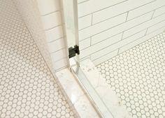 Modern Bathroom Detail - modern - bathroom - louisville - Rock Paper Hammer-- boys bathroom