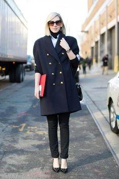Stylish ways to wear denim via @stylelist | http://aol.it/VkqbmE