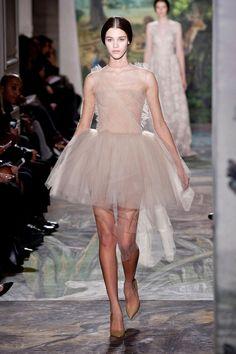 Dance and Fashion: A Runway Retrospective Valentino