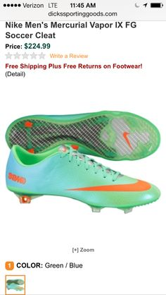 89 Best Soccer cleats images  966db3708dfcc