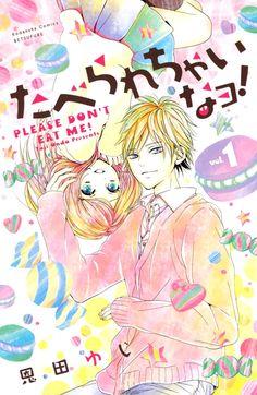 Taberarechai na yo! Capítulo 1 página 2 - Leer Manga en Español gratis en NineManga.com