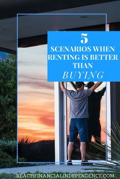 Making the decision to rent or buy isn't as cut and dry as you may think. While buying may seem like the obvious choice from an investment perspective, it doesn't always save you money.