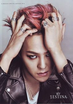 G DRAGON...Okay, so I might be developing another Bigbang crush.