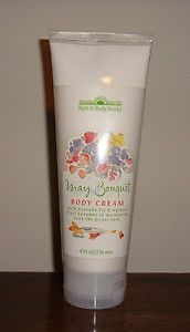 Vintage Bath & Body Works-- May Bouquet