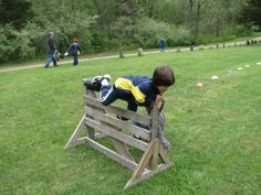 Obstacle Course Hurdle