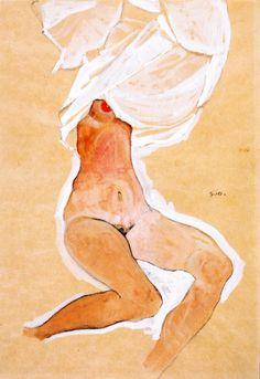 Egon Schiele 1910