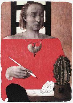 Художница Marina Richter |