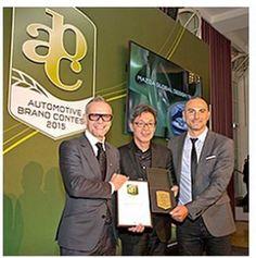 Mazda Motor Corporation anunció que la compañía recibió tres premios en el Concurso de Marca Automotriz. El equipo de la compañía global de diseño, Mazda CX-3 y de la bici por concepto Kodo fueron honrados en una ceremonia en el Museo Städel de Frankfurt. El prestigioso Concurso Marca Automotriz honra al producto excepcional y diseño...