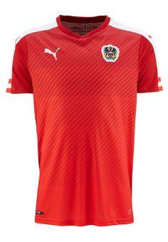 Austria 2016 Home Shirt Retro Football f3b0a874c78d6