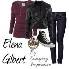 #adorable elena gilbert outfits looks almost exactly like her outfit on tvd