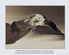 Capanna Vallot e vetta del monte Bianco