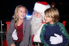 Recap of the Santa Sleigh  #SouthBayEvents #WhatsHappeningInTheSouthBay